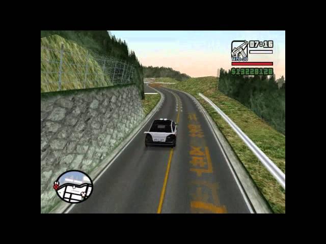 GTA San Andreas - Drift