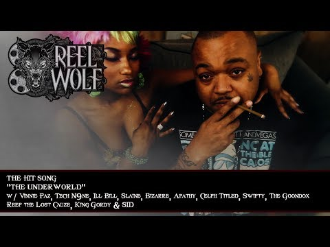Reel Wolf Presents: THE UNDERWORLD (Official Commercial) Album Out Now!