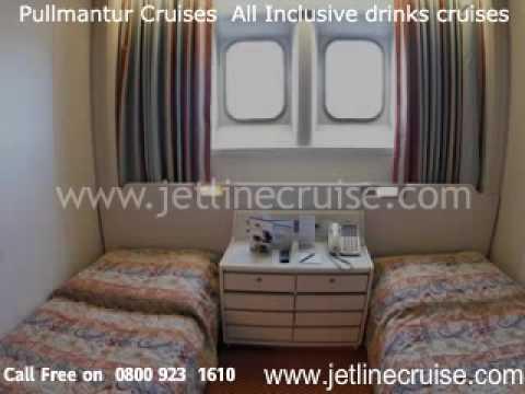 Pullmantur Cruises -All Inclusive drinks cruises - www.jetlinecruise.com, UK