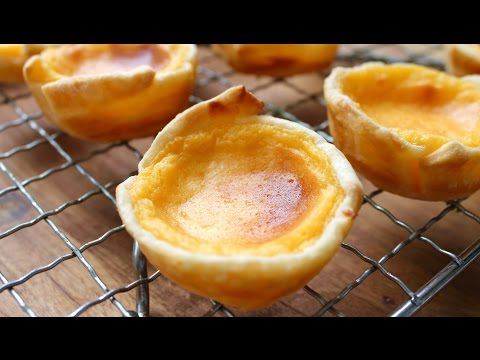 Easy Recipe: How To Make Portuguese Custard Tarts