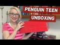 Penguin Teen Valentine's Unboxing!