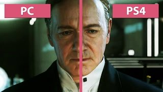 Call of Duty: Advanced Warfare – PC vs. PS4 Graphics Comparison [60fps][Full HD]