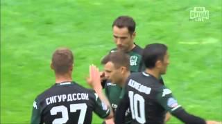 Highlights Arsenal Vs FC Krasnodar (0-3) | RPL 2014/15