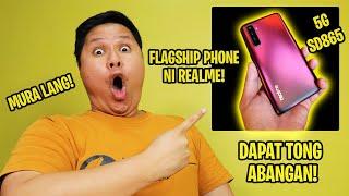 REALME X50 PRO 5G IMPRESSIONS - ANG PINAKAHALIMAW NA PHONE NI REALME! SANA LUMABAS DITO!