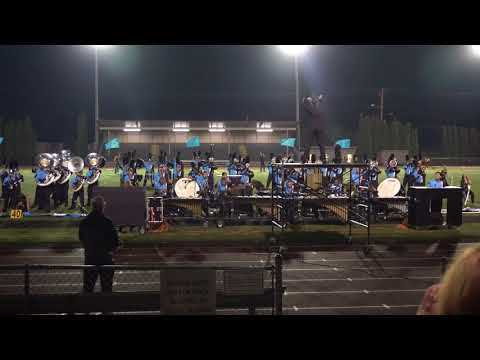 West Valley Marching Band Kamiak Music in Motion 2017 Finals