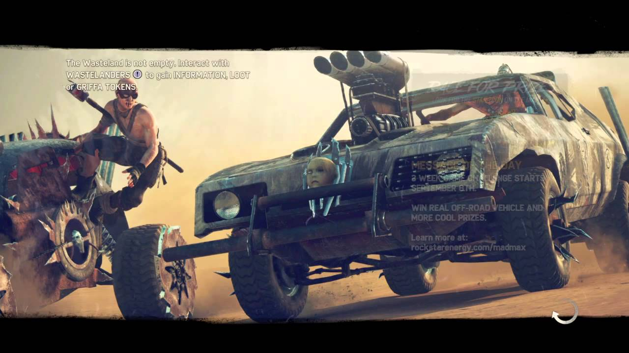 <b>Mad Max</b> money <b>cheat</b> - YouTube