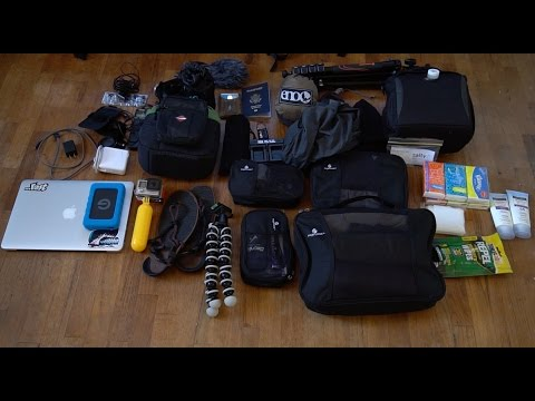 What I will bring Backpacking in Southeast Asia!