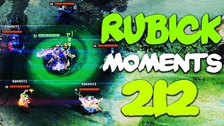 Dota 2 Rubick Moments Ep. 212 [7.22 Patch]