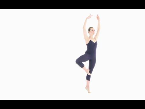 port de bras, advanced ballet class DVD
