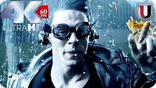 Quicksilver Kitchen Scene - X-Men Days of Future Past - MOVIE CLIP (4K HD)