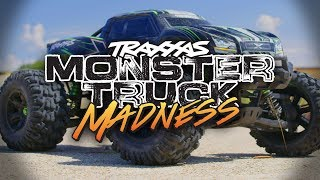 Traxxas Monster Truck Madness