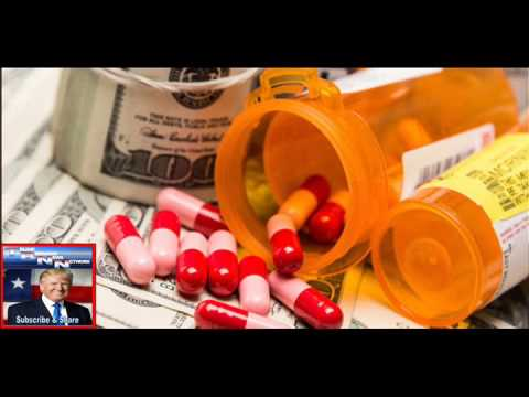 Trump Wipes $24 6 Bln Off Drug and Biotech Stocks in 20 Minutes