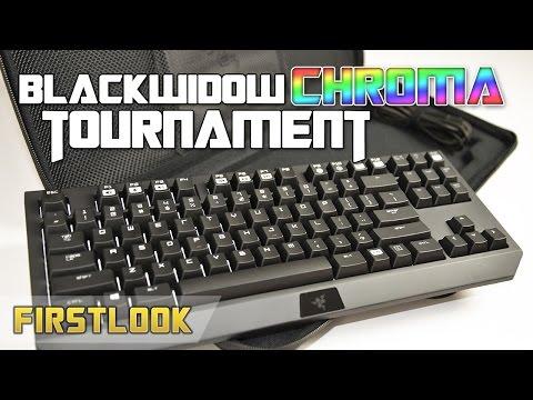 Razer Blackwidow Chroma Tournament: Prime impressioni by Tom