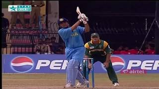 ** Rare ** India vs South Africa ICC Champions Trophy 2002 HQ Extended Highlights