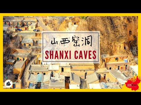Travel in China | People Are Living in Caves in ShanXi Incredible Beautiful