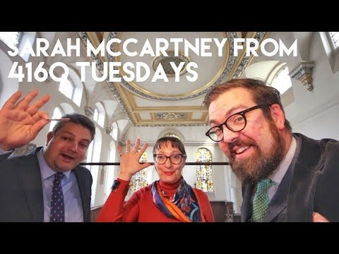 4160 Tuesdays' Sarah McCartney Talks About Becoming A Perfumer, Making Perfume And More