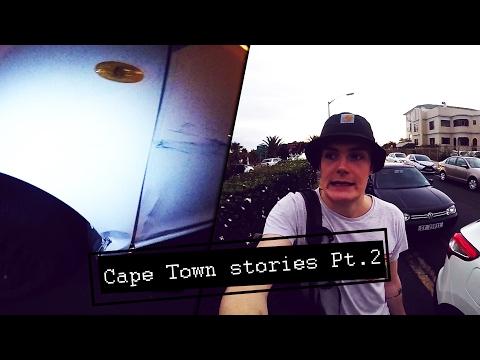 Cape Town stories Pt. 2 - NABOURALI NÁM AUTO