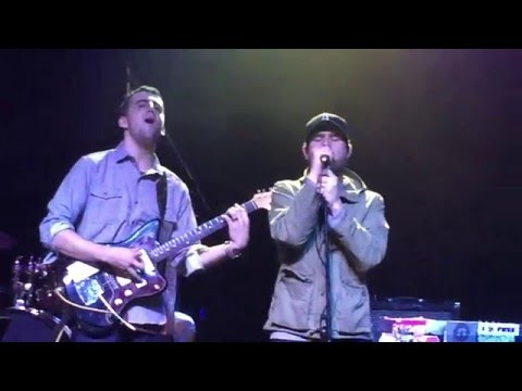 Cymbals Eat Guitars (w/ Jesse Lacey) - Aerobed (12/12/2015)