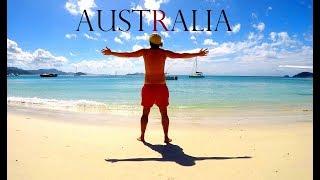 ONE YEAR BACKPACKING AUSTRALIA - A DREAM COMES TRUE