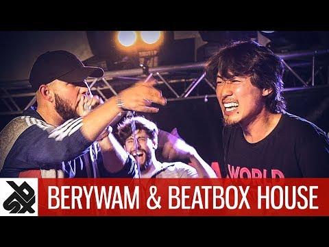 BERYWAM & BEATBOX HOUSE | Fantasy Jam | World Beatbox Camp
