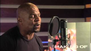 'Cloudy with a Chance of Meatballs 2' Terry Crews ADR