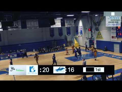 John a logan sophomore guard Emile Lewis highlights