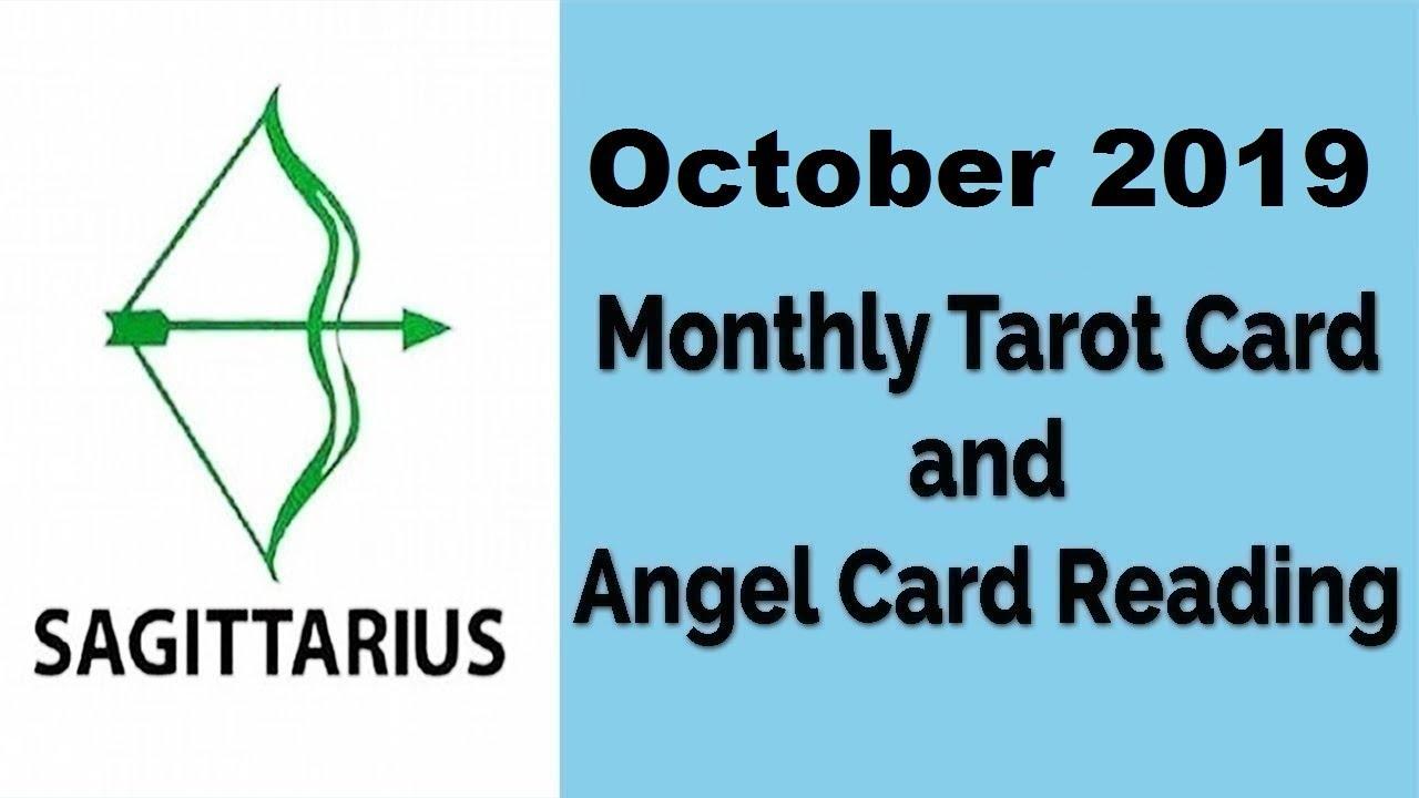 sagittarius tarot october 21 2019