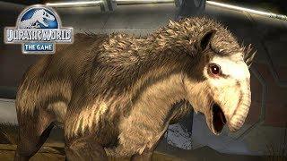 Jurassic World The Game - Urtinotherium