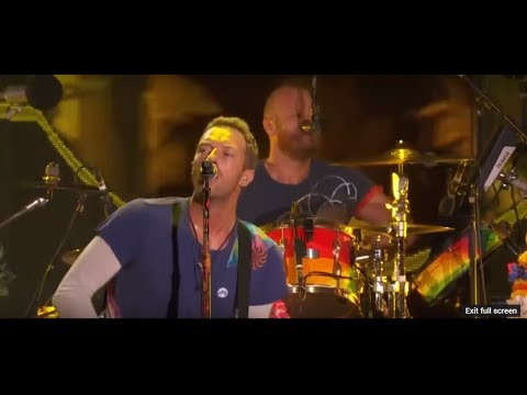 Coldplay - Miracles feat Big sean live 1st