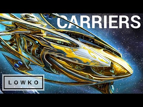 StarCraft 2: TONS OF CARRIERS! (Out of Order)