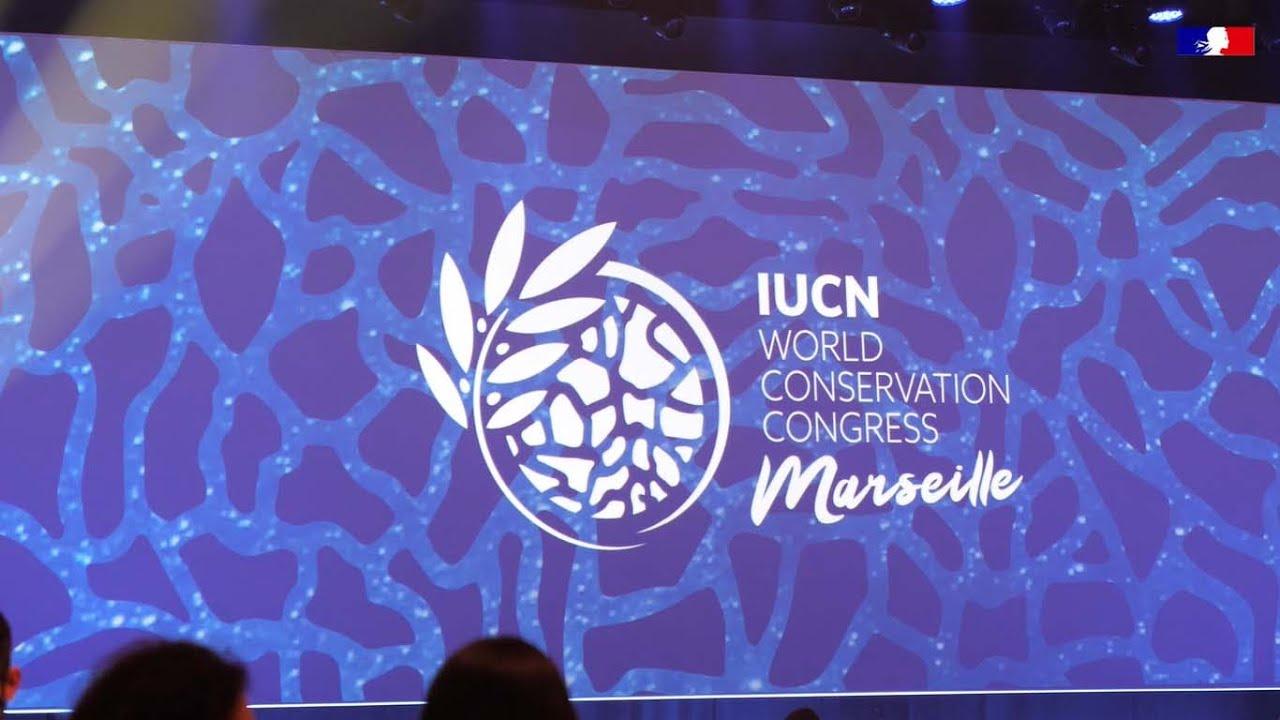 Le Congrès mondial de la nature en 2 min 48