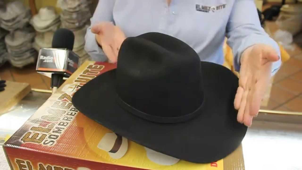 4eb0fb6c4c722 Diferentes tipos de hormas para tu sombrero - YouTube