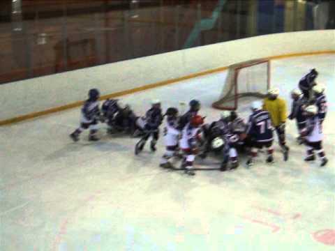 Sozvezdie 2004  Созвездие 2004  - драка в детском хоккее