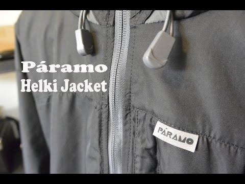 Páramo Helki Jacket Review