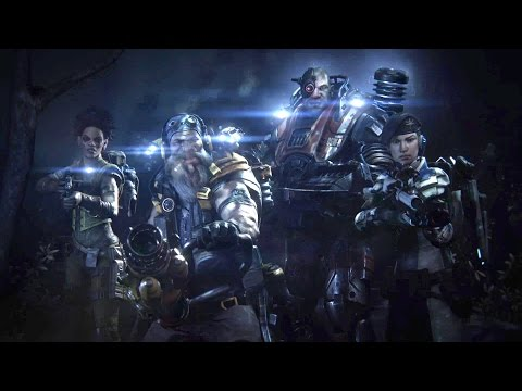 Evolve Intro Cinematic Cutscene - CGI Intro HD