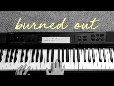 dodie - burned out KARAOKE VERSION