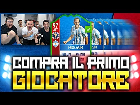 HO TROVATO HIGUAIN 97!!! COMPRA IL PRIMO GIOCATORE CON TOTS SERIE A! FIFA 18 ITA