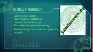Get Jamb 2017 Latest News from jambnews.ng Free HD Video