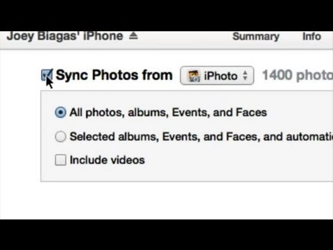 How to Upload Pictures to iTunes : iTunes Help