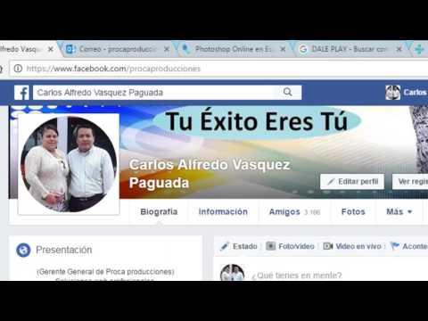 Como publicar tu url de radio en Facebook