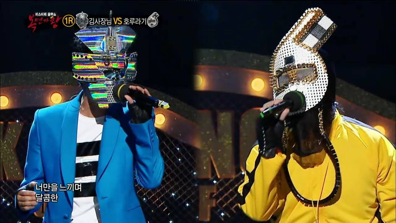 Download 【TVPP】Tae-il(Block B) - Feeling Only You, 태일(블락비) - 너만을 느끼며 @ King of Masked Singer