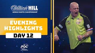 Evening Highlights | Day Twelve | 2019/20 World Darts Championship