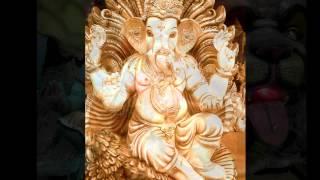 Maha Ganapathim Manasa Smarami