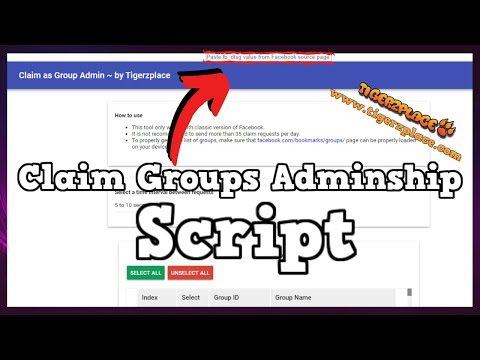 Claim as Group Admin using TFF 4.1.3
