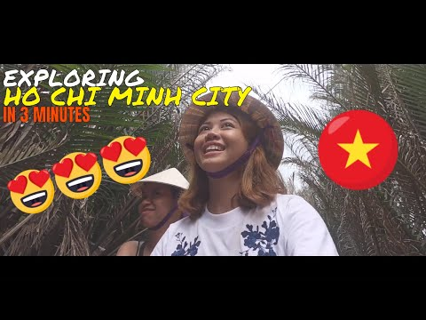 HO CHI MINH CITY Experience | Tourist Spots | Travel Video