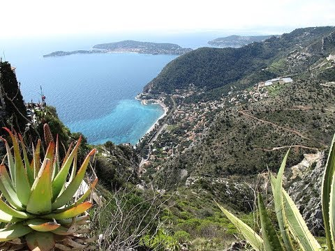 Places To See In Nice France Le Jardin Exotique D Eze Youtube
