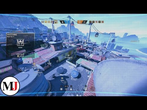 Awesome Valkyrie Cam Spots w/Aces - Rainbow Six Siege
