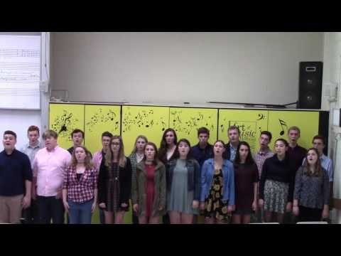 Chatham High School Select Choir Foreigner Audition Video
