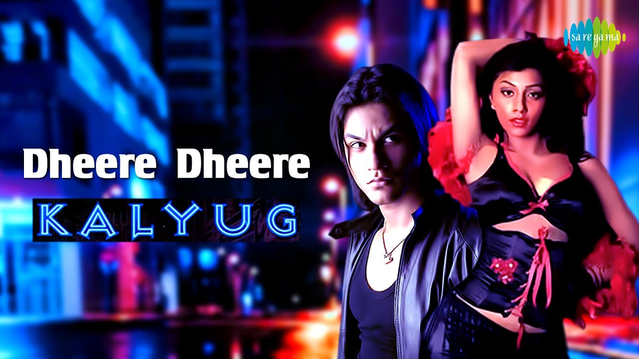Dheere Dheere |  Kalyug | Alisha Chinai | Kunal Khemu | Emraan Hashmi | Amrita Singh | Audio Song