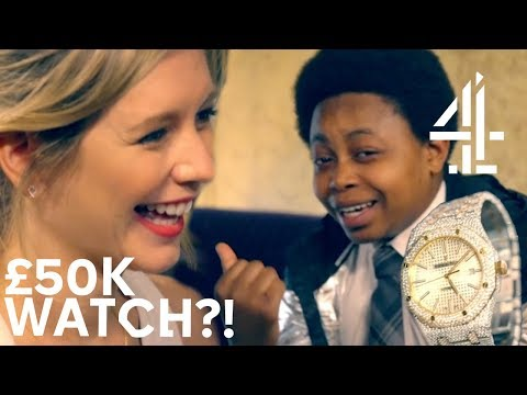 Trying Out £50K Watches With Rachel Riley | Peng Life